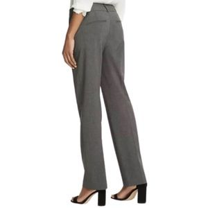NWT Ann Taylor Curvy Fit Gray Dress Pants - K